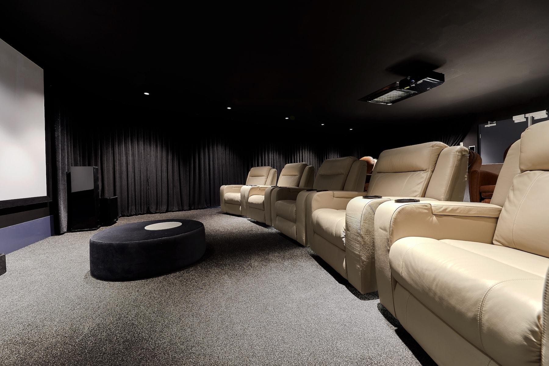 Cinema & Karaoke Room