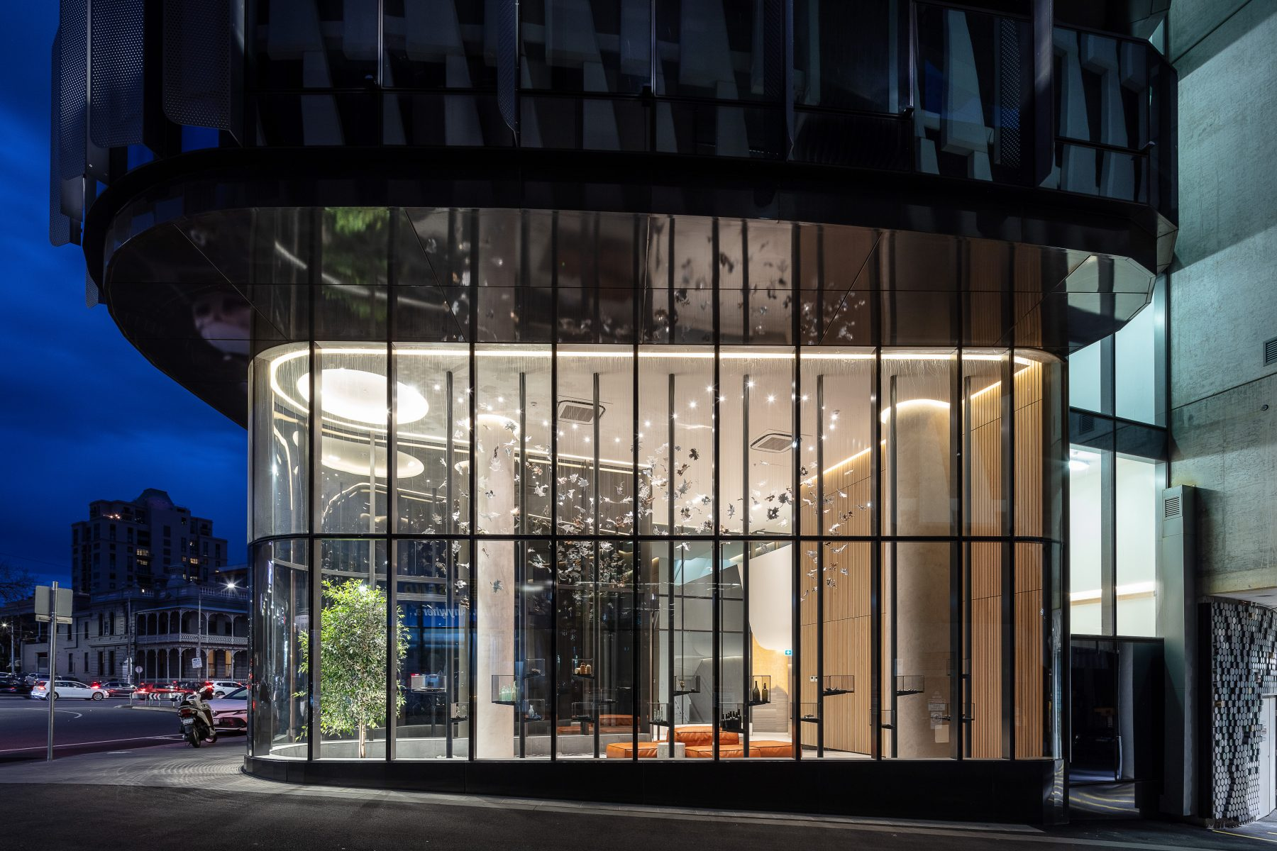 Residential Lobby & Concierge